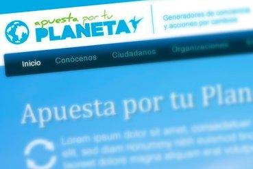Apuesta por tu Planeta
